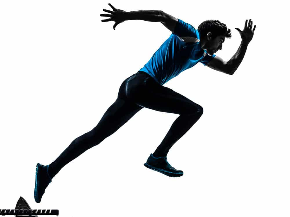 interview on speed training with josh hurlebaus Someone Running guy running clipart