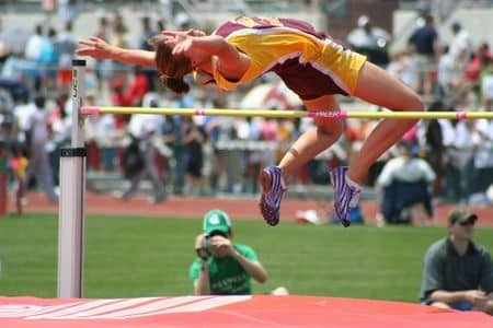 5 Tips for High Jump Training