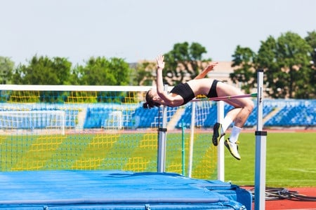 5 Training Tips for the Developing High Jump Athlete Part I
