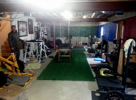Roseglennorthdakota try these home gym garage vs basement