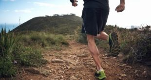 Trail runs for speed