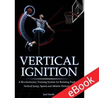 Vertical Ignition ebook- vertical jump program