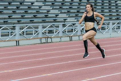 Optimally Using Rotation For Fast and Effortless Sprint Speed - Just Fly Sports Performance