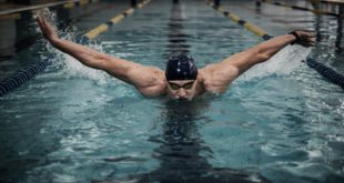 Using External Cues in Swimming