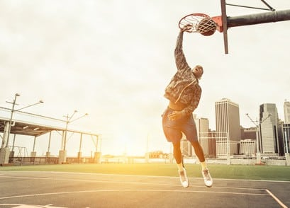 Triple Jump and Dunking