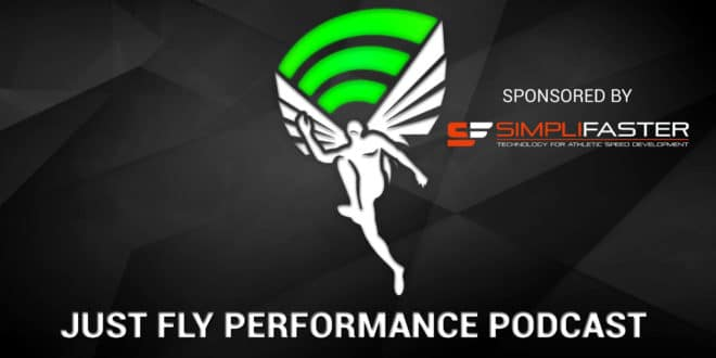 Just Fly Performance Podcast Episode 16: Mark Watts