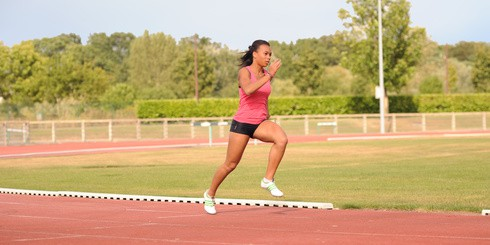 Sprinting is hindbrain activity