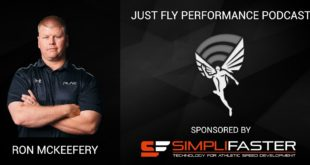 Just Fly Performance Podcast Episode #40: Ron McKeefery
