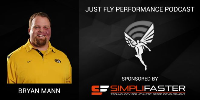 Just Fly Performance Podcast #42 Dr Bryan Mann