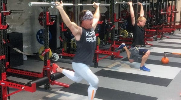 The Art of Workout Potentiation