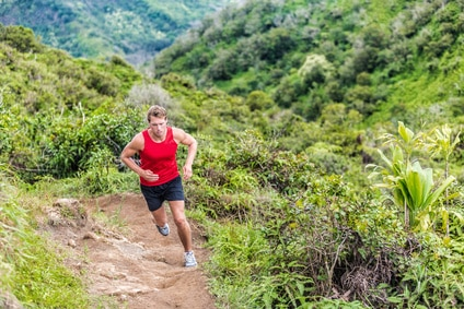 For aerobic endurance training, we forego the hills and head out to the mountains instead