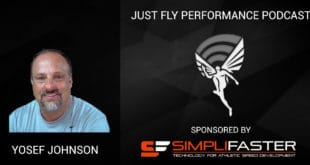 Just Fly Performance Podcast #46: Yosef Johnson