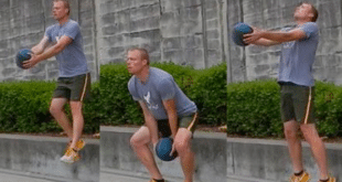 Getting More Out of Your Med Ball for Coordination and Global Power