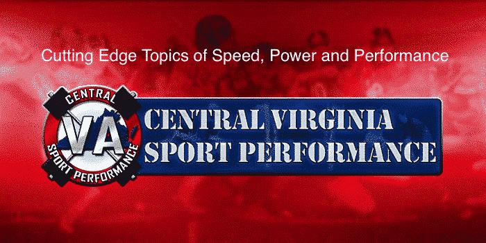 2017 Central Virginia Sport Performance Seminar