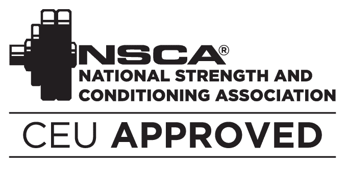NSCA CEU APPROVED