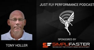 """Just Fly Performance Podcast Episode 61: Tony Holler """"Feed the Cats"""""""