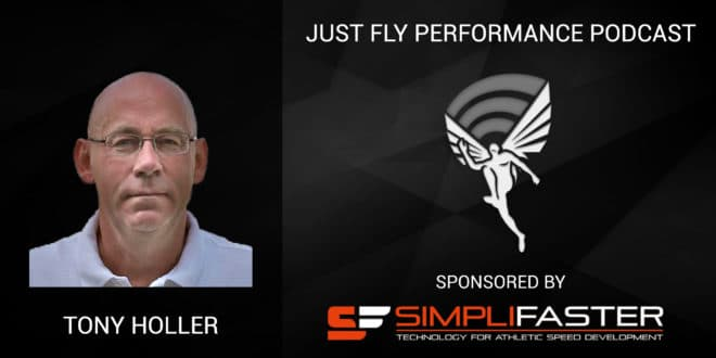 "Just Fly Performance Podcast Episode 61: Tony Holler ""Feed the Cats"""