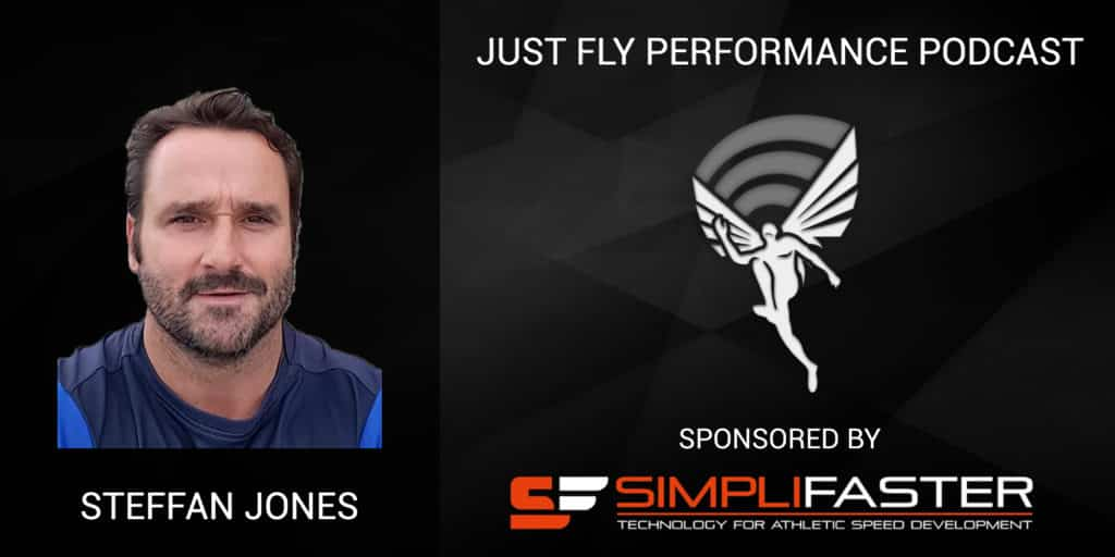 Just Fly Performance Podcast Episode 66: Steffan Jones: Integrating Strength, Sport Skill and Power with the UK's Last Dual-Sport Professional