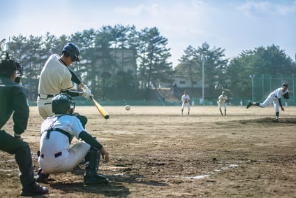 baseball is an extreme balance of routine and micro adjustment