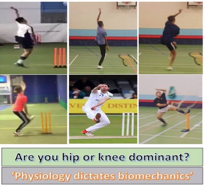 Hip or Knee dominant