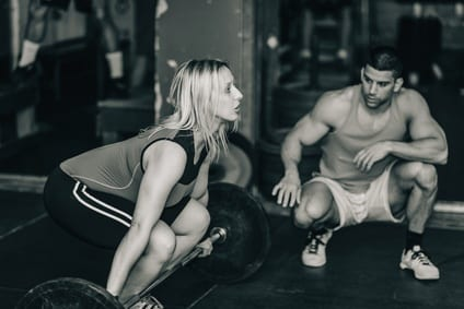 "Most S&C interns are ""passionate"" about the barbell movements"