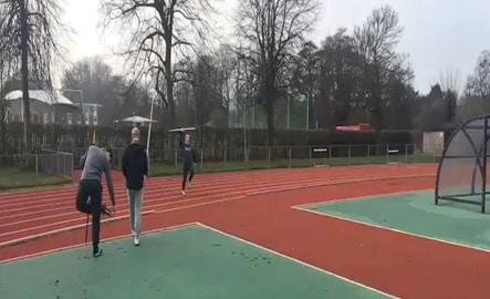 Javelin sequence