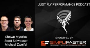 "Redefining ""Agility"" and Sport Movement: Just Fly Performance Podcast Episode 76: Shawn Myszka, Scott Salwasser, Michael Zweifel"