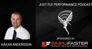 """Swedish Speed Development"": Just Fly Performance Podcast Episode 79: Håkan Andersson"