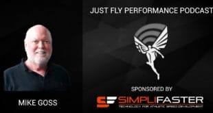 """Flying Without Wings"" Just Fly Performance Podcast #85: Jump Training with Mike Goss"