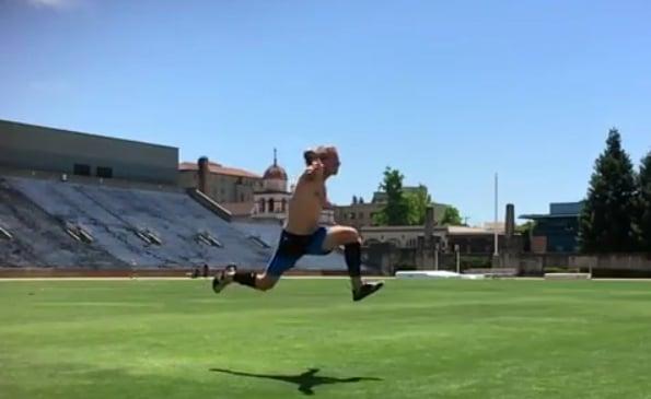 Plyometric of the Week #23: Toe-Drag Bounding for Single Leg